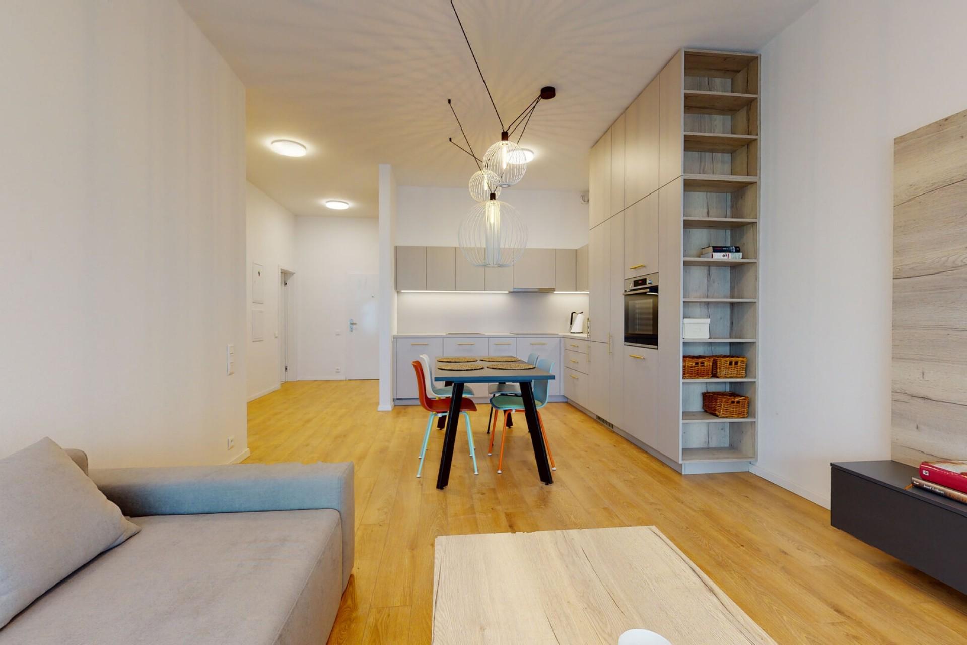 Vzorový byt - marec 2021