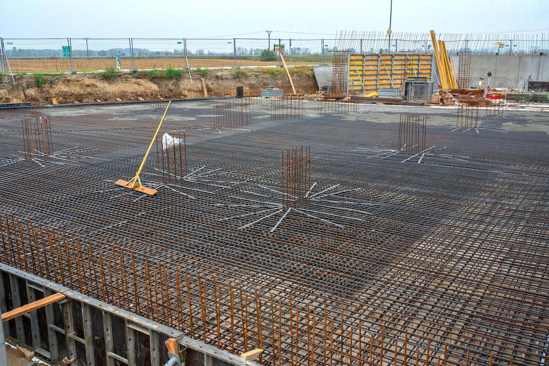 Výstavba - november 2019